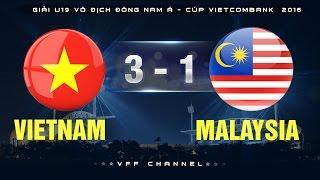 vietnam 3-1 malaysia  highlights