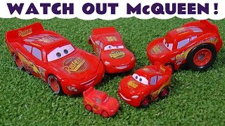 Download Disney Cars Toys Lightning McQueen Cars 3 race stories with Hot Wheels superhero cars TT4U Mp3 and Videos