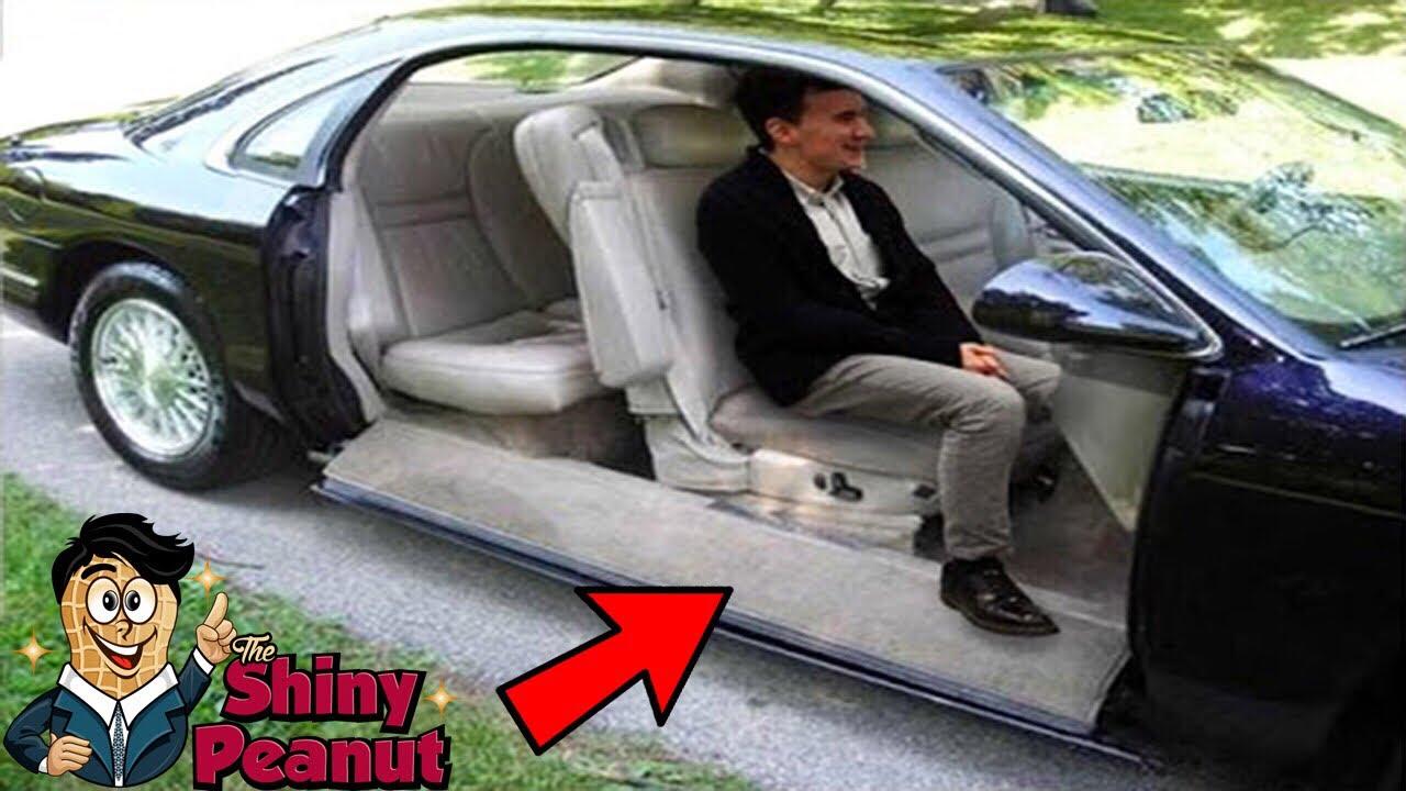 Kemana Pintunya? 12 Pintu Mobil Tergila di Dunia