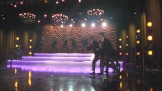 GLEE (THE WARBLERS) - LIVE WHILE WERE YOUNG