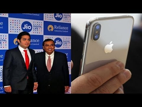 Jio offers 70% buyback on Apple iPhone 8, iPhone 8 plus