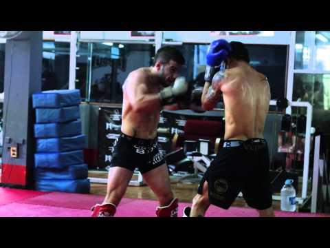 SARGENTORAP - Combate libre (con Nino Marroquin) / VIDEO OFICIAL