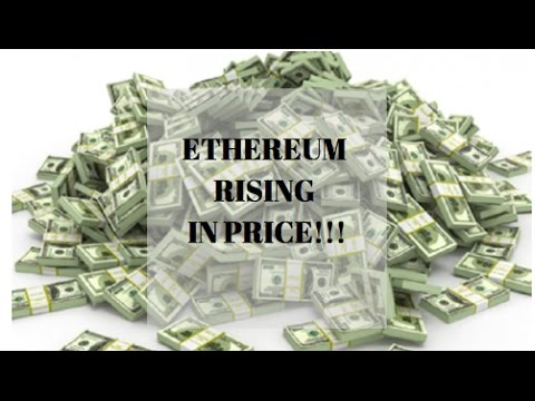 ETHEREUM IS RISING!!!