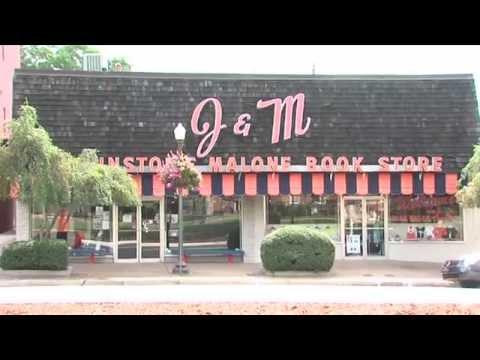 Wltz J & M Bookstore Youtube