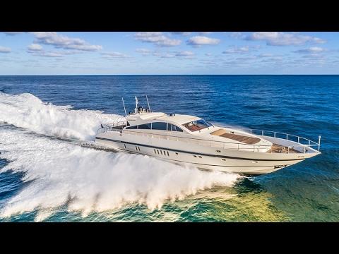 Zen 88' Leopard Motor Yacht
