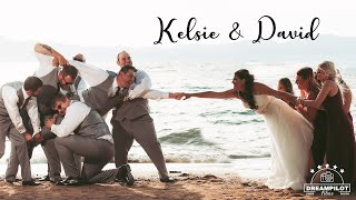 Kelsie & David Wedding Highlights