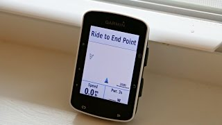 Garmin Edge 520 Turn Direction Using Ride With GPS