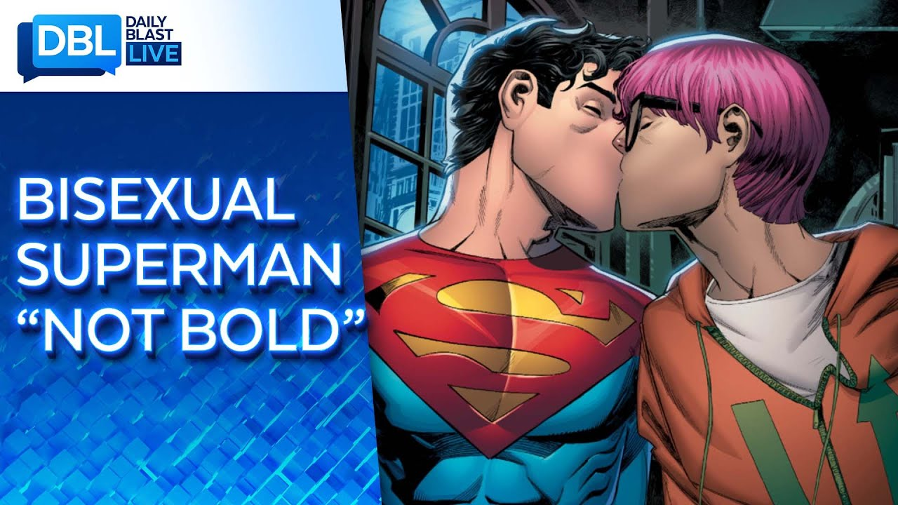 Download Former 'Superman' Actor Dean Cain Has a Problem With the New Bisexual Superman
