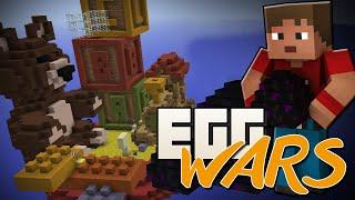 """Dansk Minecraft - Egg Wars - """"HAN ER EN TROLD!"""""""