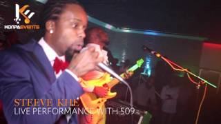 Steeve Khe -  Lafwa  Live with 509 @ Hollywood Live [ Dec 19/15 ]