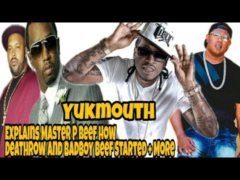 Yukmouth Talks Biggie's Comments On Tupac Death Plus More   DocHicksTv