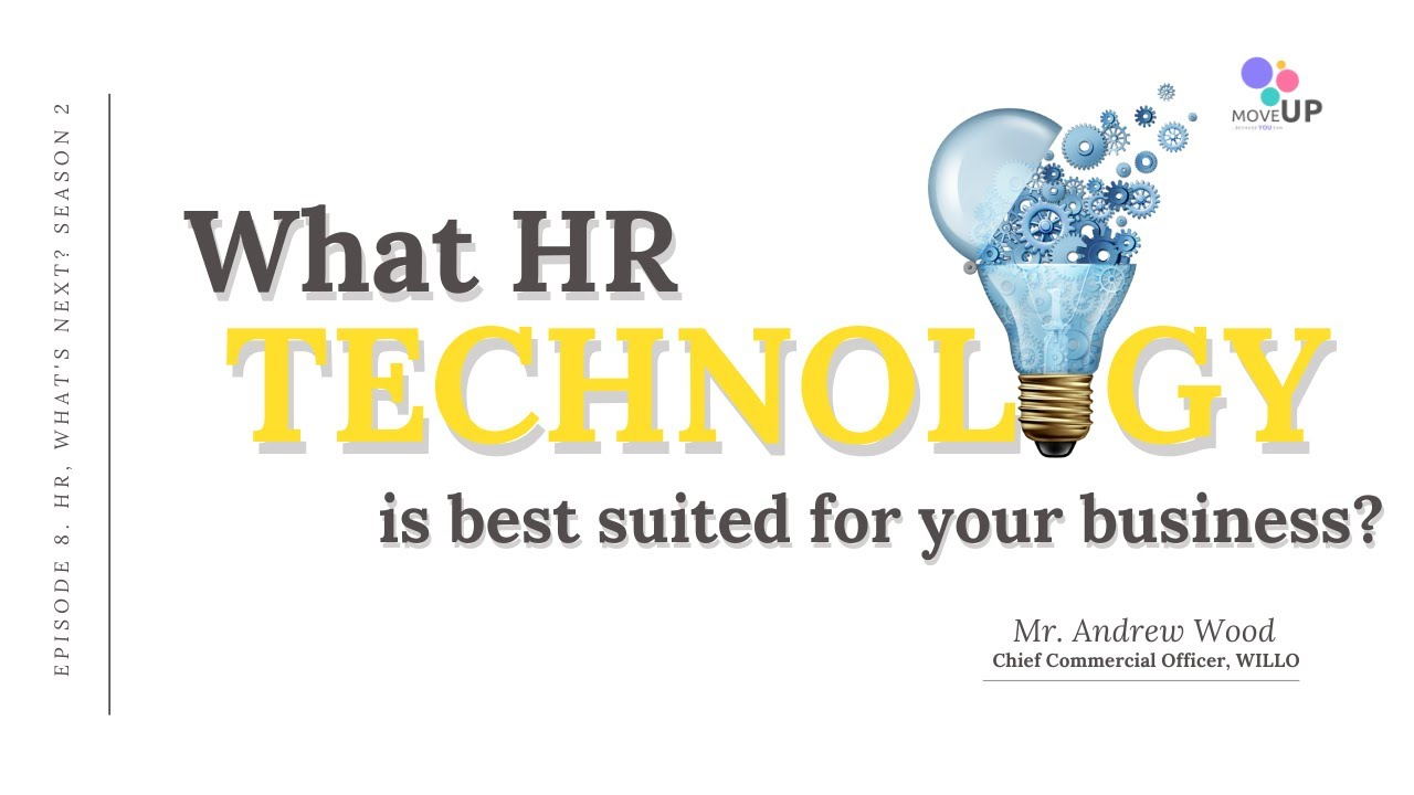 What HR technology is gonna be right for your business