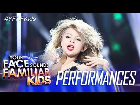 Your Face Sounds Familiar Kids: Xia Vigor as Taylor Swift - You Belong With Me