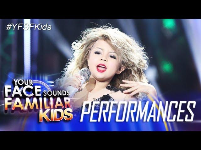 Xia Vigor, la niña que se ha vuelto viral por su increíble imitación de Taylor Swift