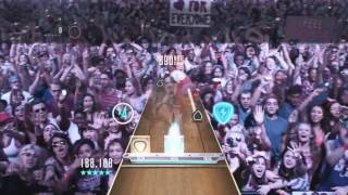 California King Bed - Rhianna - Guitar Hero Live 100% FC #37