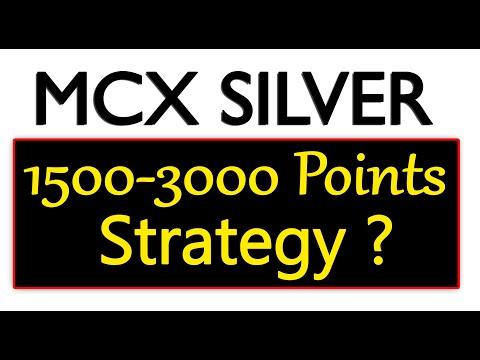 silver Positional Strategy Trading (in Hindi) - Sharmastocks.com