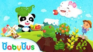 The Adventurous Cloud  | Game Preview | Educational Games for kids | BabyBus