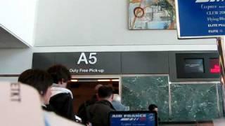 Boarding Airport Announcment