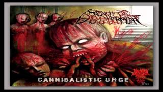 Stench Of Dismemberment - Cannibalistic Urge (2005) {Full-EP}