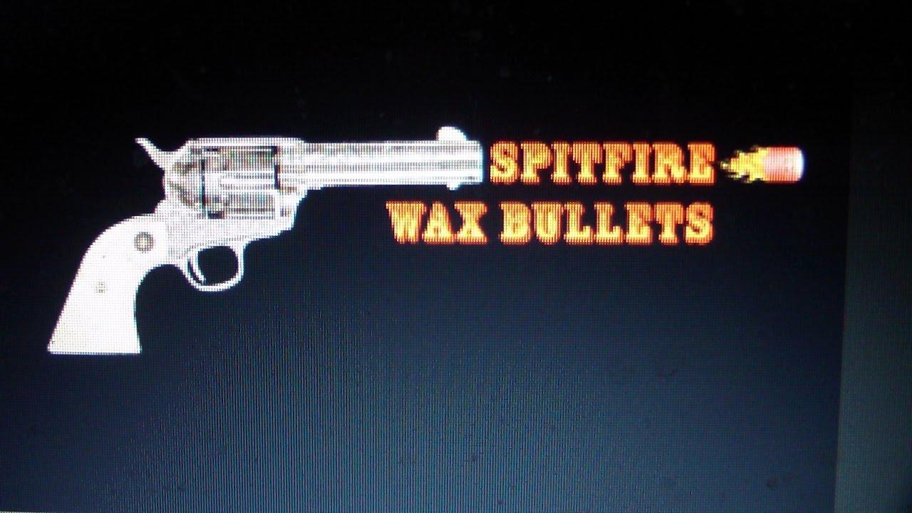spitfire wax. spitfire wax projectile (part 1 intro) batjac j.w spitfire wax