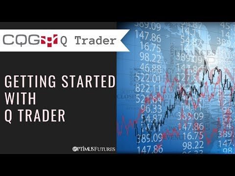 Q Trader - Getting Started with Q Trader