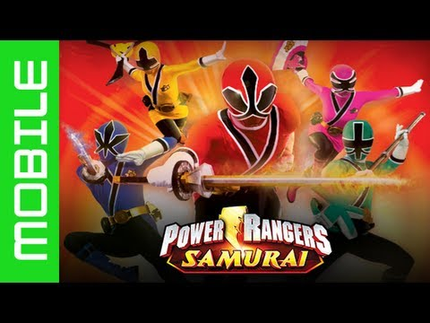 Power Rangers Samurai Steel (FREE APP) - Gameplay #2 (iPhone/iPad/Android) HD