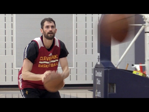 Kevin Love basically good to go for Knicks game on ABC