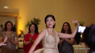 Beautiful Afghan Couple Nawa & Wahid Engagement Video Highlights  AVS360