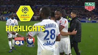 Olympique Lyonnais - SM Caen ( 4-0 ) - Highlights - (OL - SMC) / 2018-19