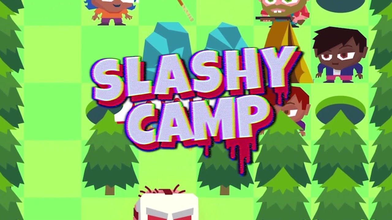 Slashy Camp • SkullFace is BACK!
