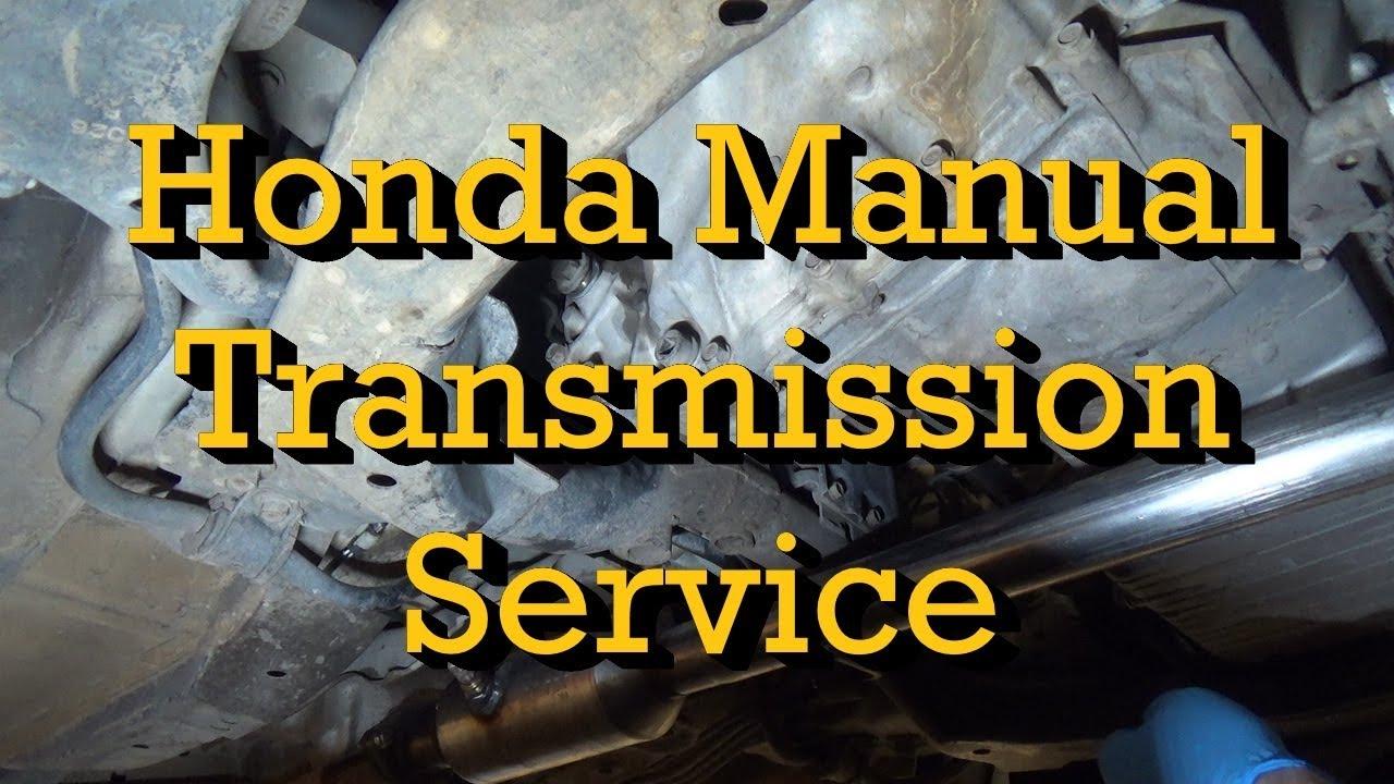 Honda Civic Manual Transmission Service 2003 2001 2005 Similar