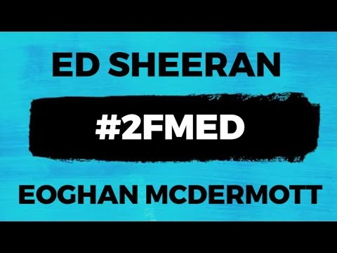 Ed Sheeran chats with Eoghan McDermott