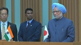 Indian Prime Minister Lauds Japan