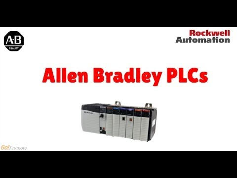 Allen Bradley PLCs Introduction