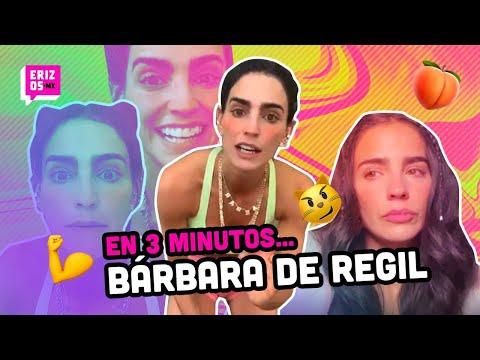 Bárbara de Regil y todas sus controversias | En 3 minutos