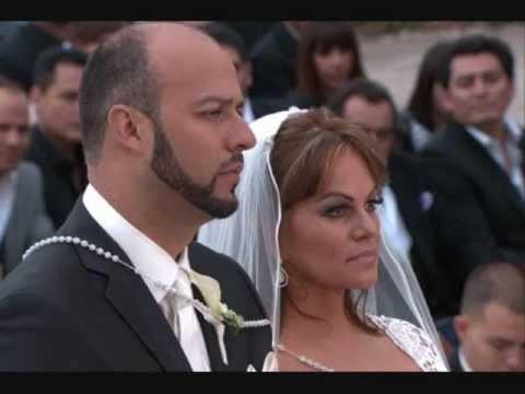 JENNI RIVERA y su boda