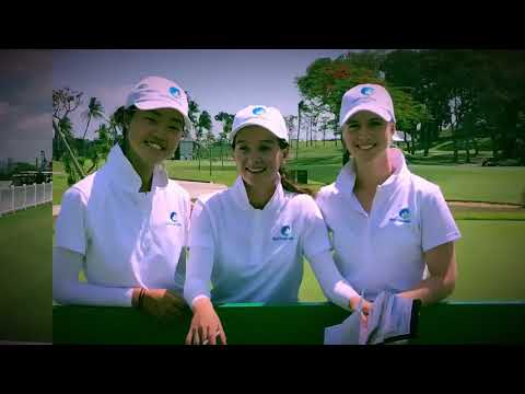 Good luck to the Australian girls in the inaugural Women's Amateur Asia-Pacific