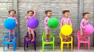 Five little monkeys 🙈 동요와 어린이 노래 | Kids Song