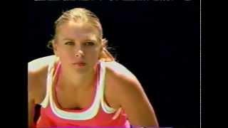 Old Maria Sharapova commercial (2005)