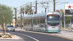 Valley Metro debuts new light rail service in Mesa