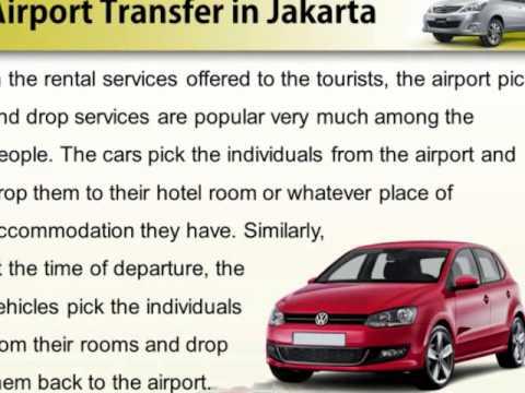 Jakarta Airport Transfer | Airport Transfer In Jakarta