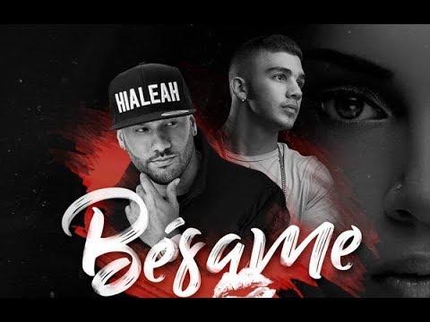 Bésame - Valentino Ft MTZ Manuel Turizo (Video Lyric)