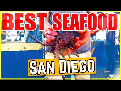 Tuna Harbor Dockside Market - The BEST Seafood In San Diego