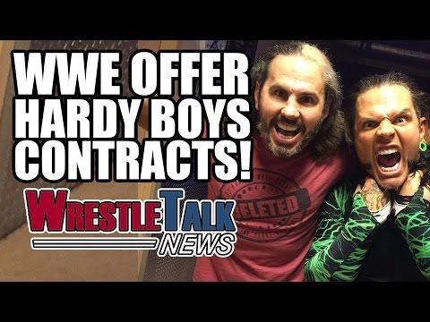 Goldberg Post Wrestlemania WWE Status! WWE Offer Matt & Jeff Hardy Contracts!   WrestleTalk News