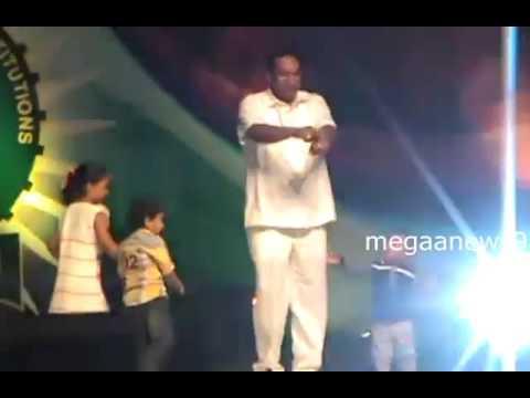 TDP MP Malla reddy Open Gangnam Style Dance