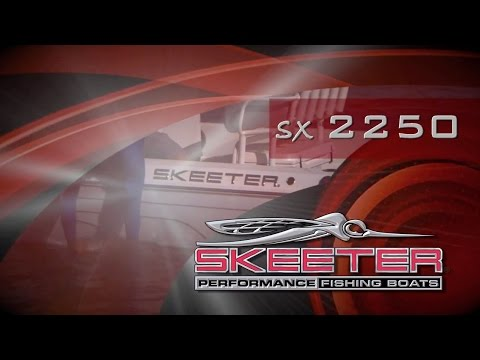 Skeeter SX2250 Bay Boat Walkthrough