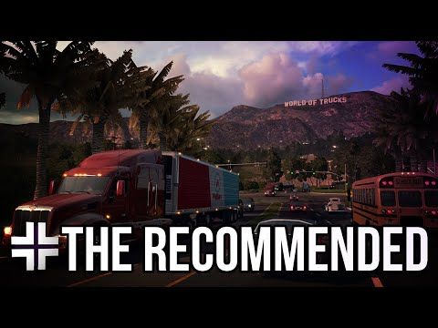 American Truck Simulator - NEW GAME PLUS PRESENTS THE RECOMMENDED |
