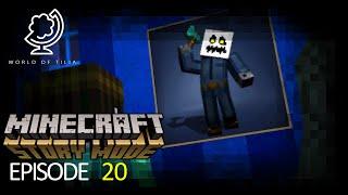 Minecraft: Story Mode #20 - Zandmannetje