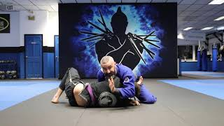 Knee on Belly Series - Opponent Turns In