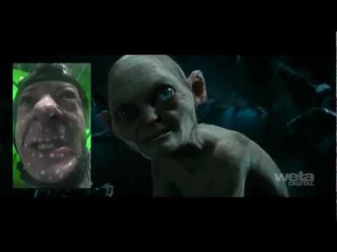 Thumbnail: The Hobbit Behind the Scenes - Gollum and Azog
